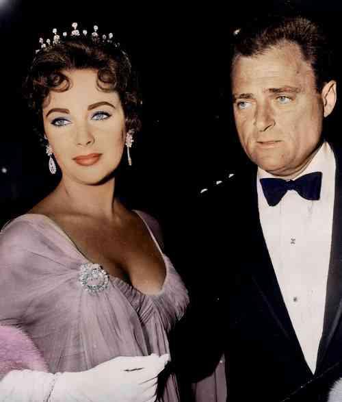 Liz e Mike Todd um casal deslumbrante!