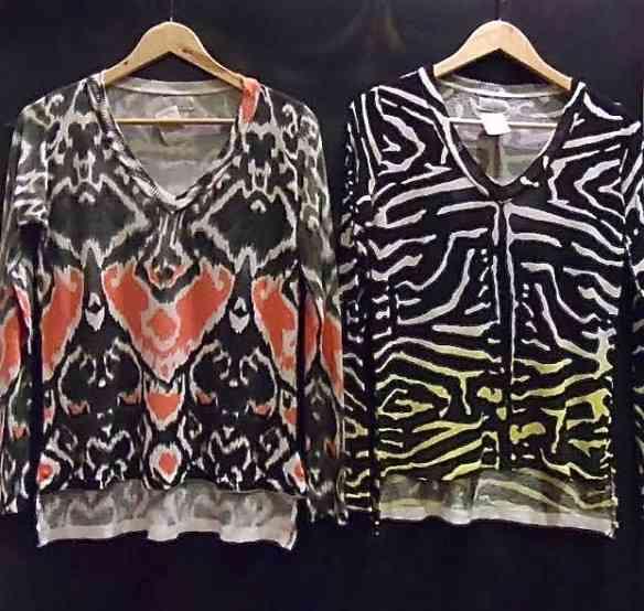 A malha destes casacos é um luxo por isso os acessórios é que vão ditar o tom do seu look!