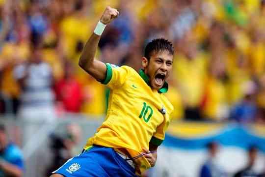 Gol de Neymar quebra qualquer gelo: Ideal para aquela paquera que visa a