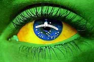 Meus daltônicos olhos que insistem no verde e amarelo: Mundo tudo de bom!