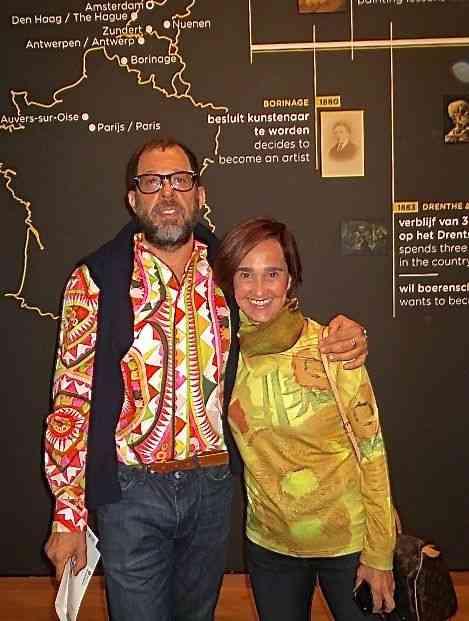 Dos maiores privilégios turísticos e culturais: Ser guiada pelo divino Mestre das artes, Fabio Cipriano!