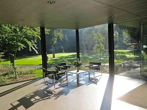 Natureza integrada à arquitetura o tempo todo!