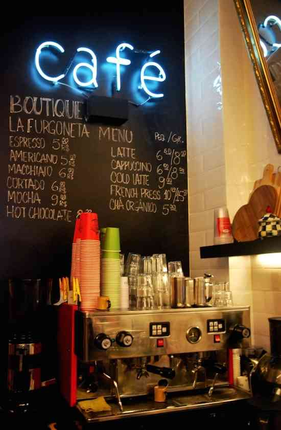LaFurgoneta_cafe