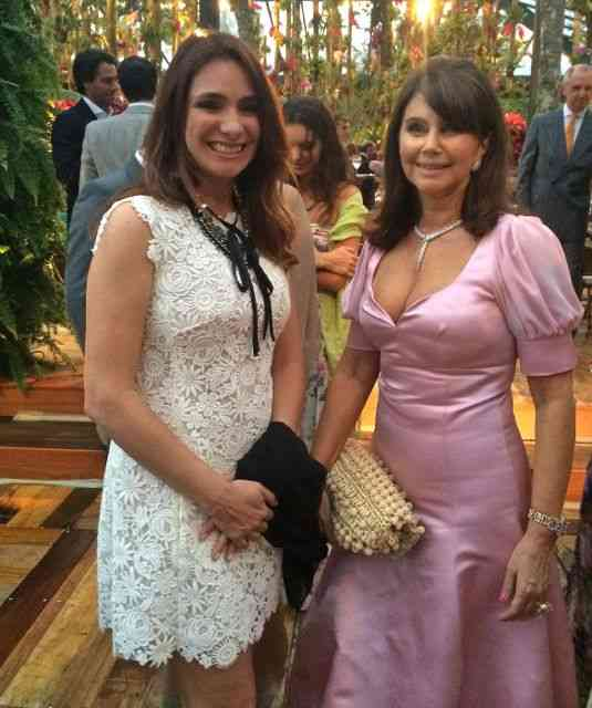 As belezas de Adriana Bonzon e Tania Bulhões!!