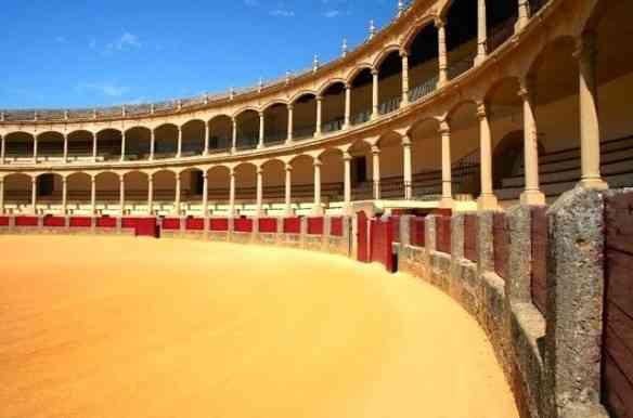 """A deslumbrante """"Praça de Toros""""  em Ronda!"""