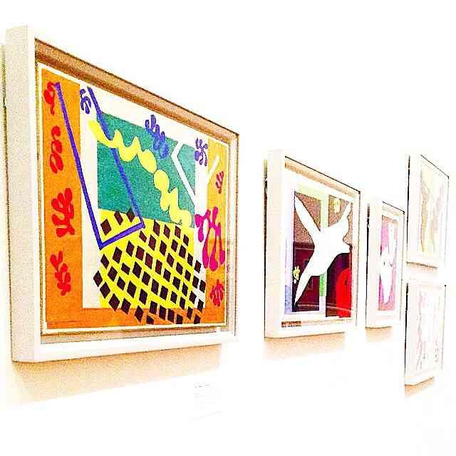 Exposição maravilhosa do Matisse no MoMa, programaço para quem está em NYC... Bom Dia!