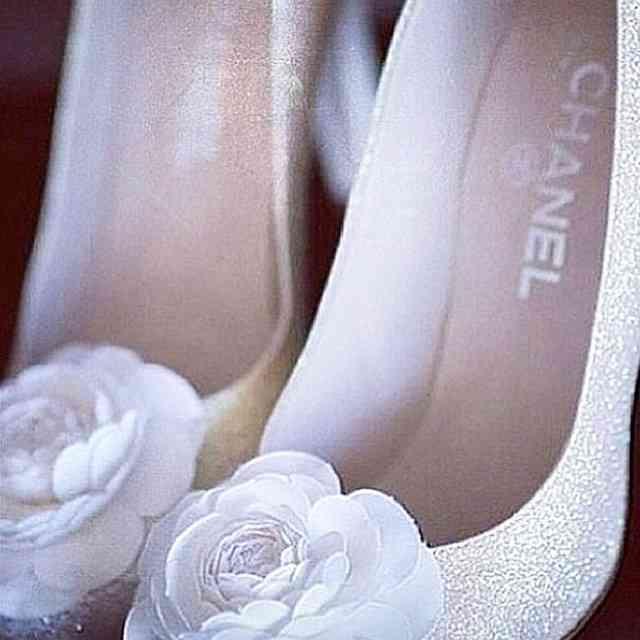 Chanel para as noivas...