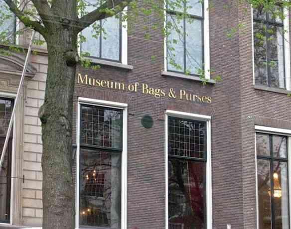 A fachada do palacete, que como o acervo do museu, também é uma atração!