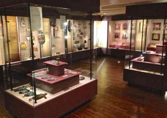 Vejam o museu e seu maravilhoso layout...