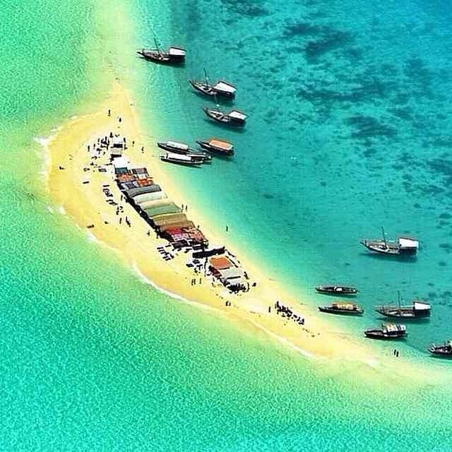 Zanzibar Island na Tanzania #ilha #lindodemais