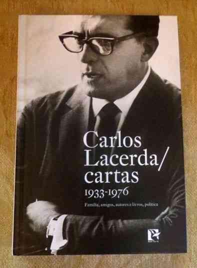 """""""Carlos Lacerda/Cartas"""", o livro!"""
