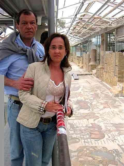 Na : Vejam a beleza dos famosos mosaicos do piso estonteante da
