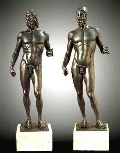Dava pra Michelangelo repetir para os dois: PARLA! Não acham?!