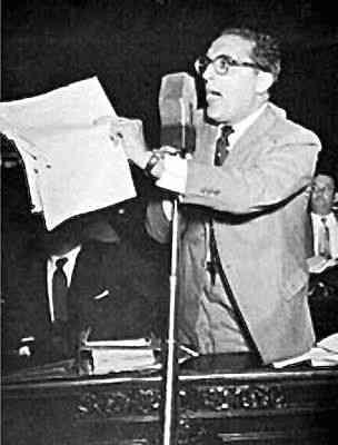 """Famoso pelo brilho e veemência na oratória, em algumas cartas Lacerda não foge ao estilo: Amei, por exemplo, o """"pito"""" que ele dá no igualmente grande Burle Marx…"""