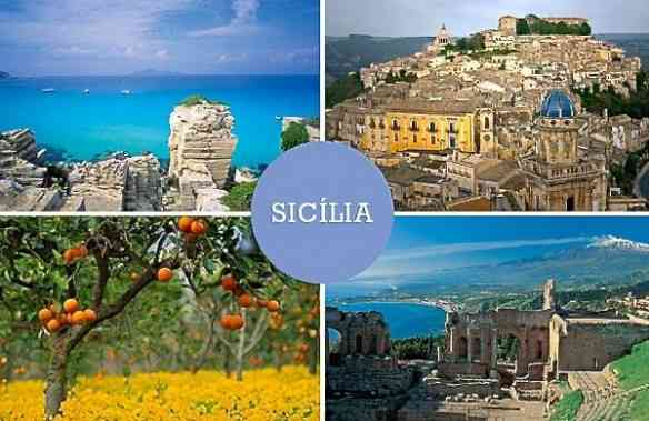 A Sicília e seus encantos...