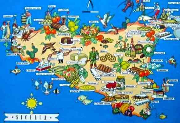 Eis o mapa da mina...