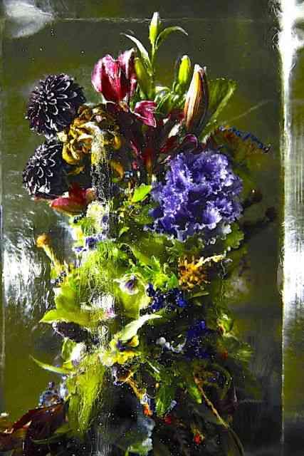 Um dos bouquet sa foto acima, em detalhe!