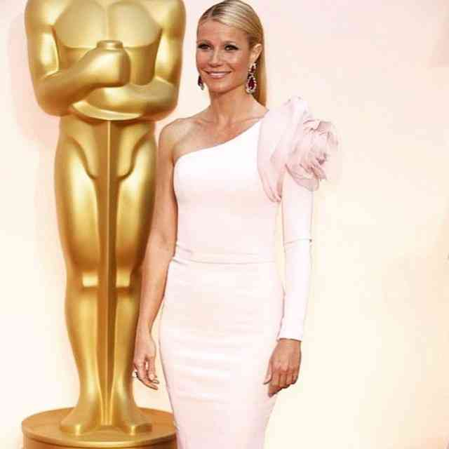 Gwyneth arrasando no red carpet ? #oscar2015
