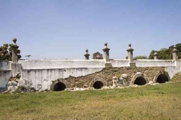 Ponte dos Jesuítas, em Santa Cruz, RJ