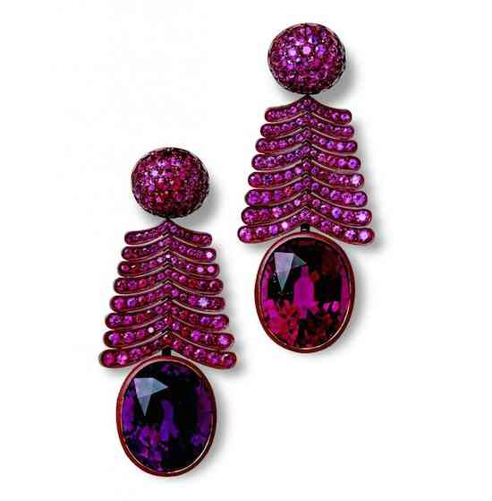0458_09-Earrings-copper-white-gold-brown-coloured-diamonds-lingam-stones-1007x1024