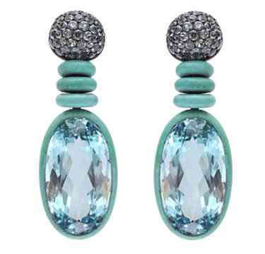 A-Pair-of-Sapphire-Aquamarine-and-Turquoise-Ear-Pendants-by-Hemmerle