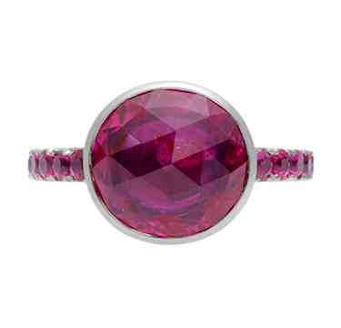 A-Rose-Cut-Ruby-Ring-by-Hemmerle