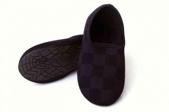 Eis a sapatilha uFrog: Indescritível seu conforto!