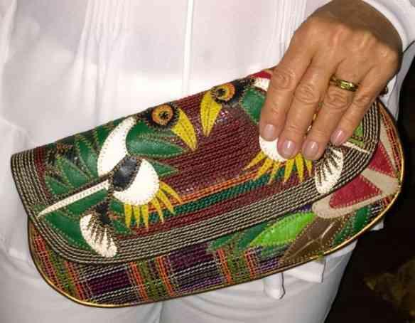 Eis a carteira linda!