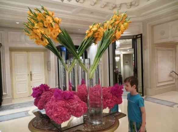 original_Four_Seasons_Paris_Back_of_House_Tour-Smelling_the_Beautiful_Flowers