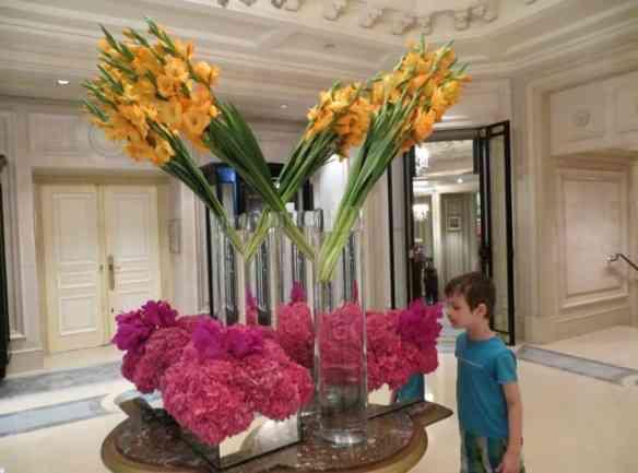 original_Four_Seasons_Paris_Back_of_House_Tour-Smelling_the_Beautiful_Flowers