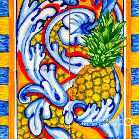 Fase Pa Tro Pi: com frutas...