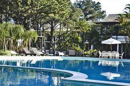 hotel 8 piscina