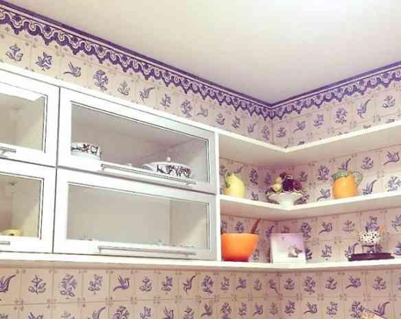 Detalhe de uma cozinha linda!
