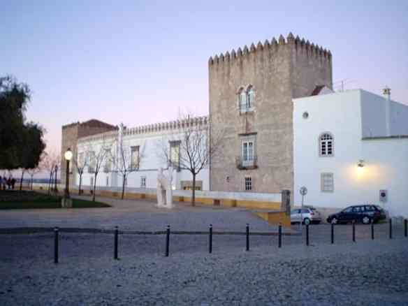 Fachada do emblemático Palácio de