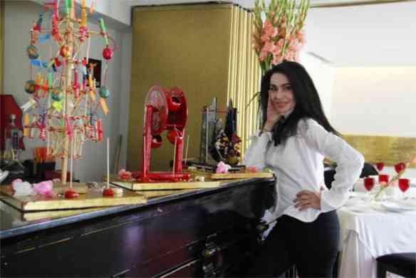 A beleza da chef Martha Ortiz!