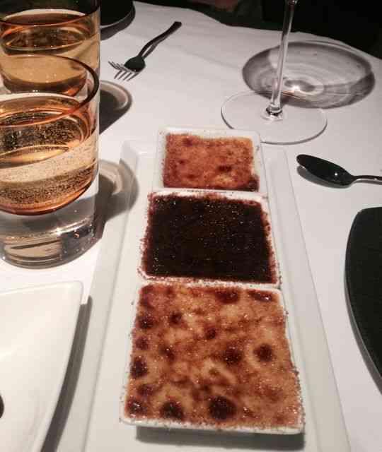 Variações do mesmo tema: crème brûlée!