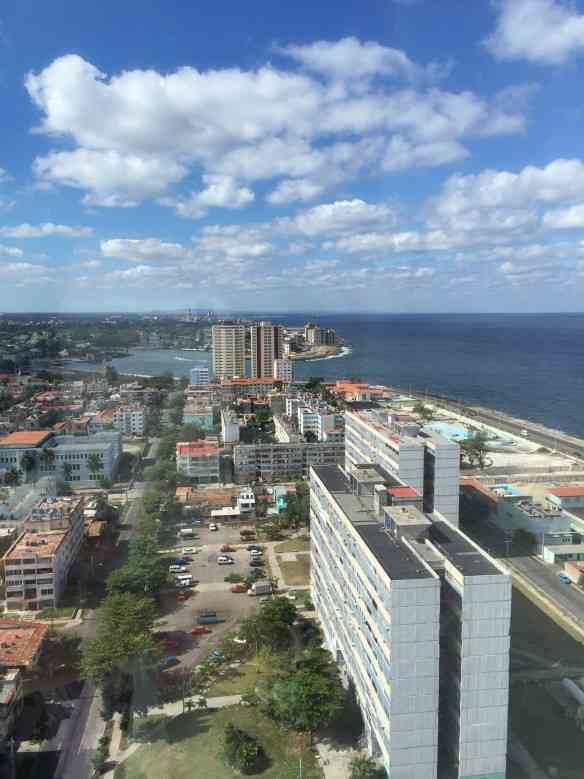 Havana vista do Hotel Melia!