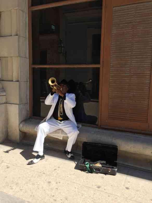 Em Havana a música está por toda parte!