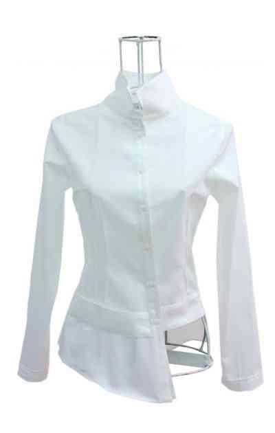 chemise-coton-satin-blanc-camille-ken-okada