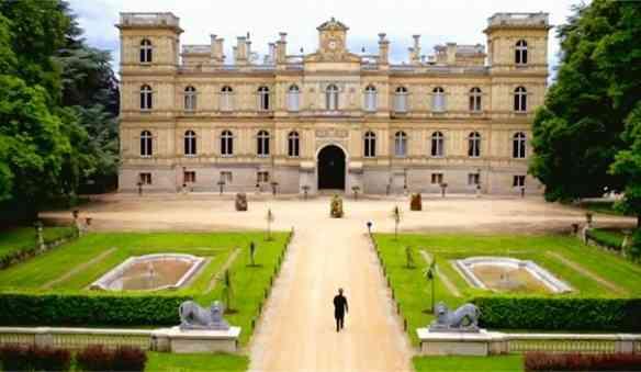 """O """"Château de Ferrières"""" depois da reforma que o transformou numa escola de excelência!"""