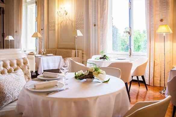 """Eis o restaurante-escola """"Le Baron""""... O outro, o """"Le Chai"""" vai abrir também para o público!"""