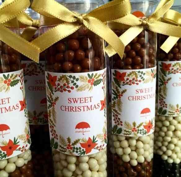 """Outra opção mara: """"crispy de chocolate belga, que tal?"""