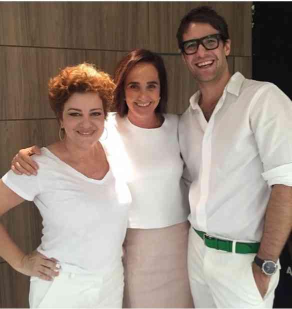 """Eis meu """"personal dream team"""": Branca Di Lorenzo, pra pintura e Emilien Blanchard, pra tudo mais: a-do-ro!!!!!!!!"""