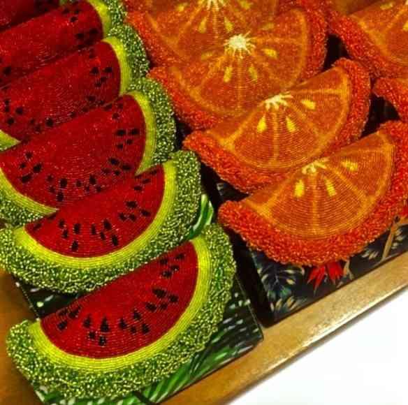 As frutas da estação!