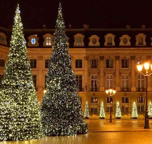 Natal em Paris...