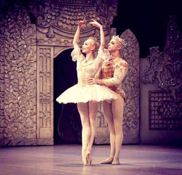 """O balet """"Quebra Nozes""""... Natal à flor da pele!"""