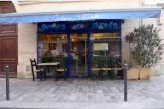 La Sardegna a Parigi... Delícia de tratoria!