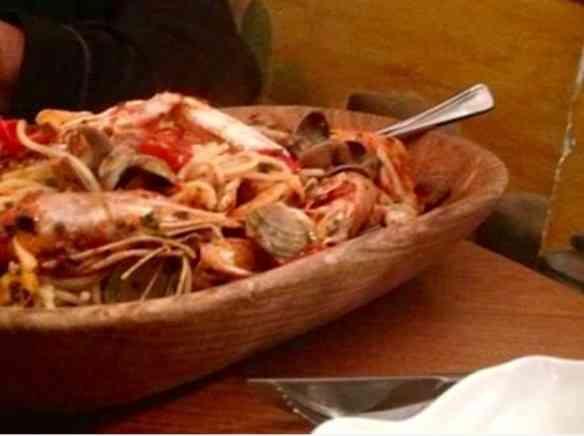 Olha que chic a apresentação deste prato...