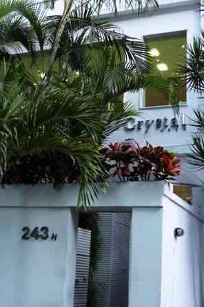 Eis a porta pro paraíso em plena Ipanema: Cabeleireiro Cristal!