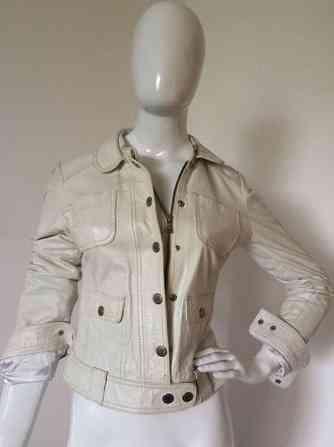 Jaqueta de couro do Dolce Gabbana: cool demais!